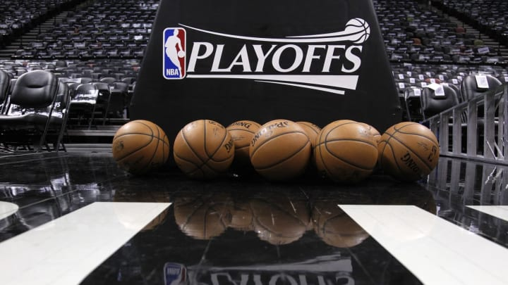San Antonio Spurs Basketball (Photo by Chris Covatta/Getty Images)