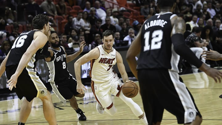 Goran Dragic (Photo by Ron Elkman/Sports Imagery/Getty Images)