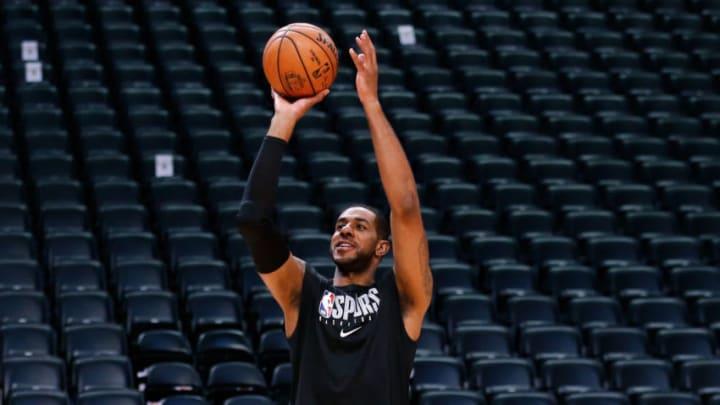 San Antonio Spurs LaMarcus Aldridge Credit: Isaiah J. Downing-USA TODAY Sports
