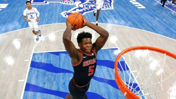 3. Charlotte Hornets: Anthony Edwards, Guard, Georgia Anthony Edwards