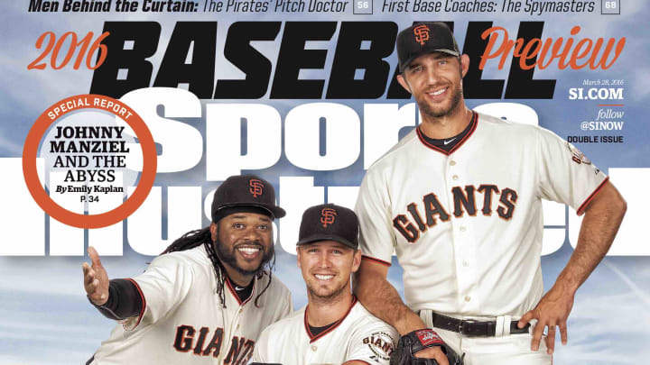 SI Cover- Giants