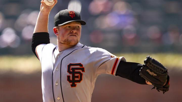 SF Giants, Logan Webb, prospects