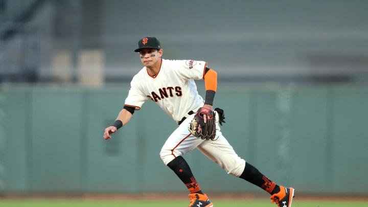 SF Giants, Mauricio Dubon, Prospects