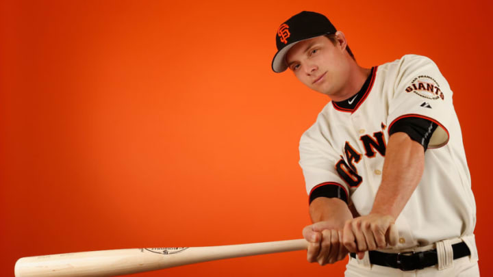 Gary Brown of the San Francisco Giants. (Photo by Christian Petersen/Getty Images)