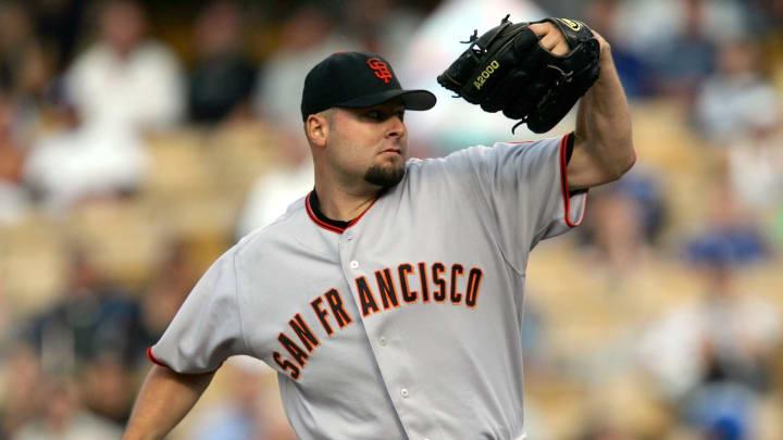 Jason Schmidt, San Francisco Giants