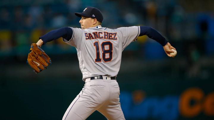 SF Giants, Aaron Sanchez