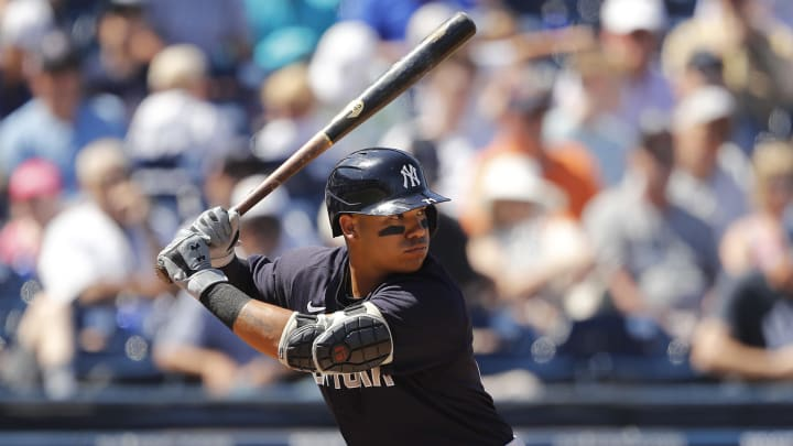 SF Giants, Thairo Estrada, New York Yankees