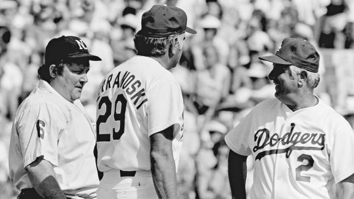 SF Giants, Ron Perranoski, Dodgers