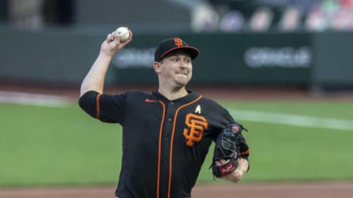 SF Giants, Trevor Cahill