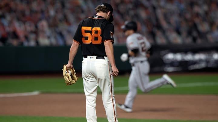 Trevor Gott, SF Giants