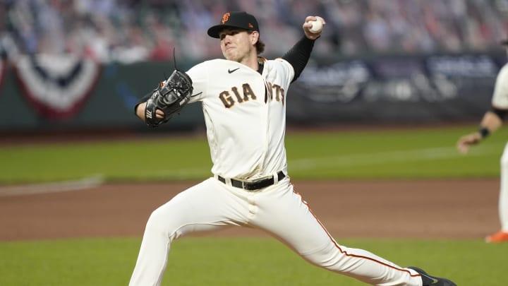 SF Giants, Caleb Baragar, Prospects