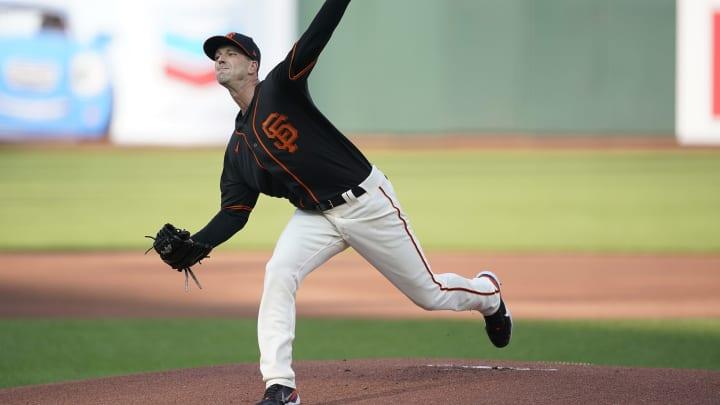 SF Giants, Drew Smyly