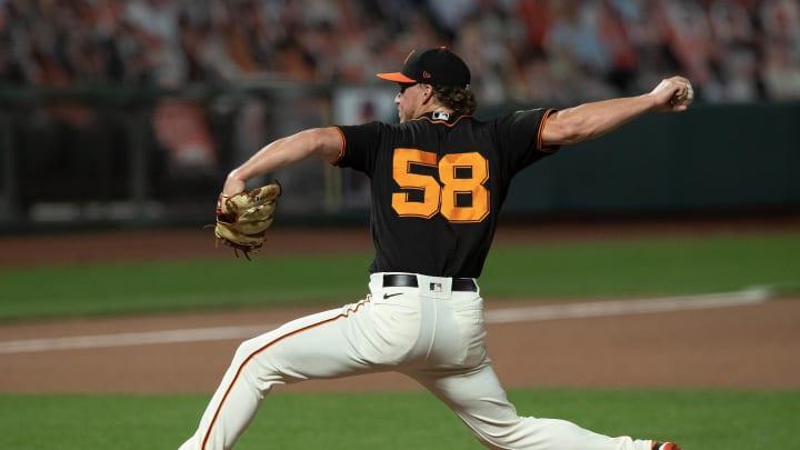 SF Giants, Trevor Gott