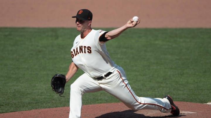 SF Giants, Tony Watson