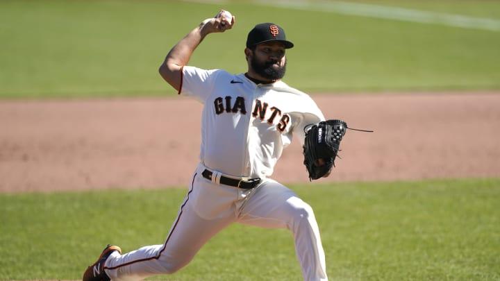 SF Giants, Rico Garcia