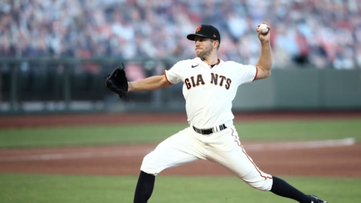 The SF Giants non-tendered southpaw starter Tyler Anderson giving them even less depth at the position. (Photo by Ezra Shaw/Getty Images)