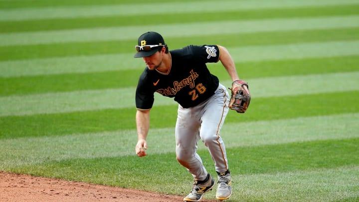 SF Giants, Adam Frazier, Pittsburgh Pirates