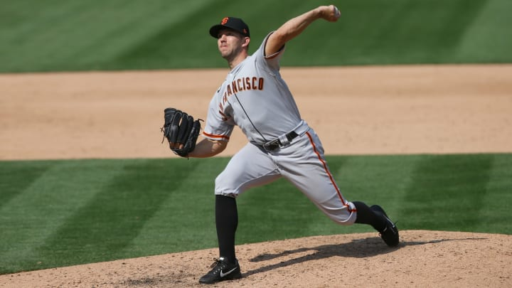 SF Giants, Tyler Anderson