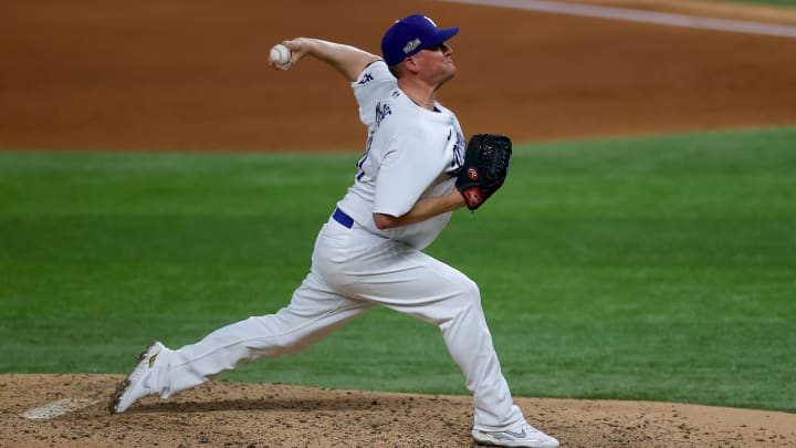 SF Giants, Jake McGee