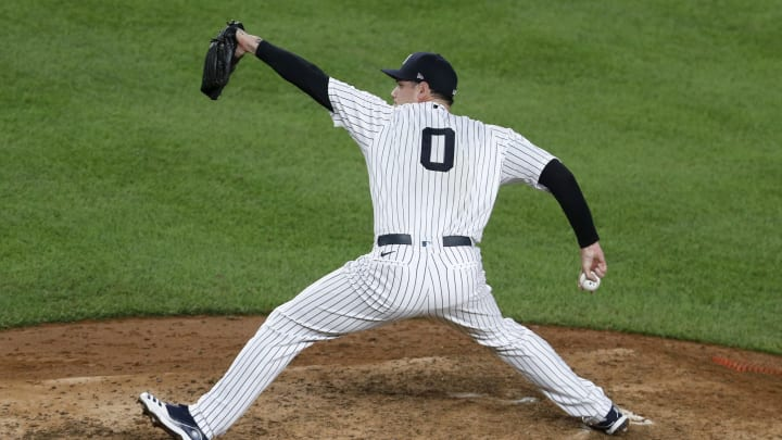 SF Giants, Adam Ottavino, Yankees