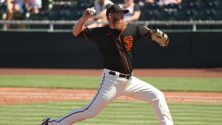 SF Giants, Zack Littell