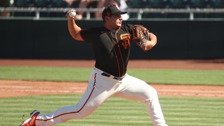 SF Giants, Kervin Castro