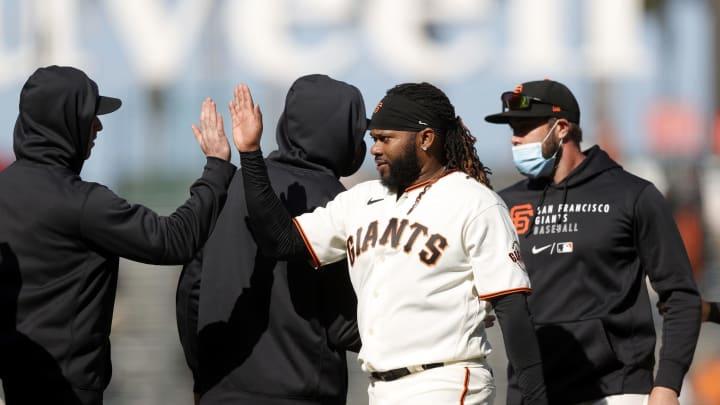 SF Giants, Johnny Cueto