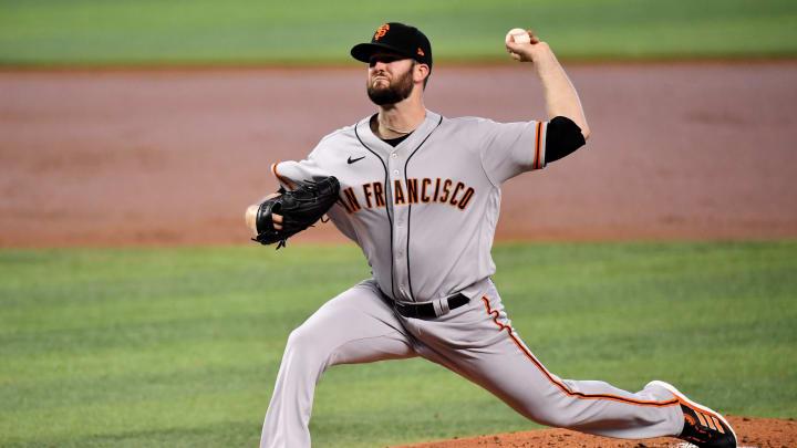 SF Giants, Alex Wood