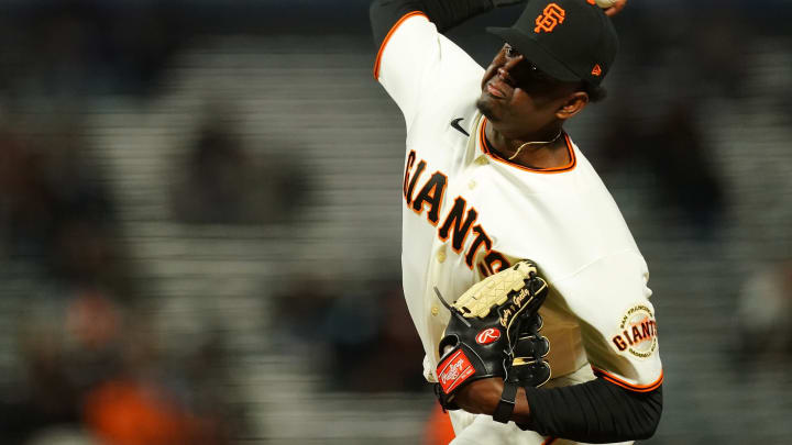 SF Giants, Gregory Santos, SF Giants Prospects