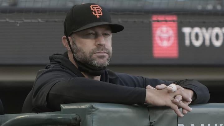 SF Giants, Gabe Kapler