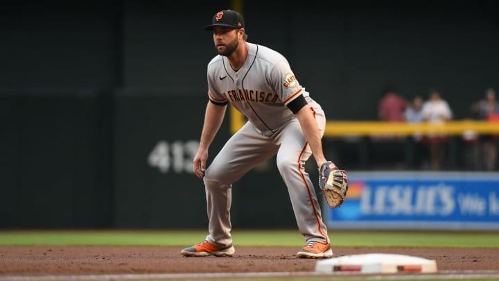 SF Giants, Darin Ruf