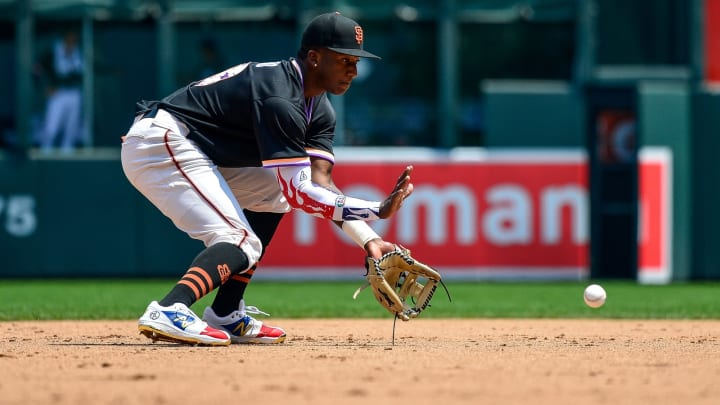 SF Giants, Marco Luciano