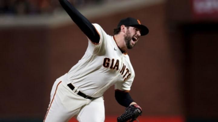 SF Giants, Dominic Leone