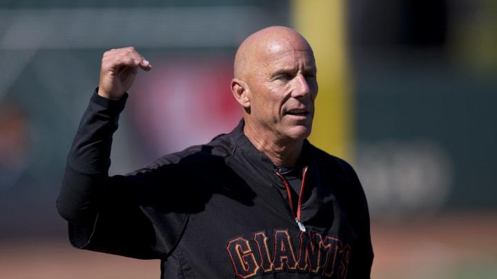 SF Giants, Tim Flannery