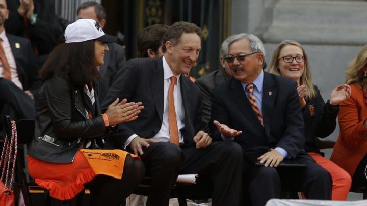 SF Giants, Ownership, Larry Baer