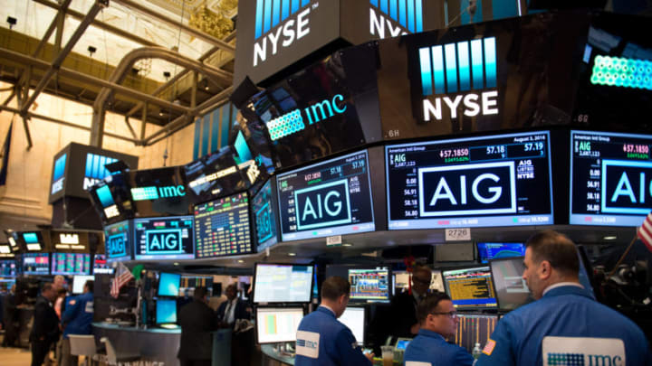 NEW YORK, NY - AUGUST 03: A view inside the New York Stock Exchange on August 3, 2016 in New York City. (Photo by Noam Galai/Getty Images)