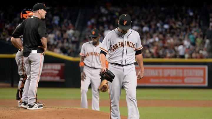 SF Giants, Matt Moore