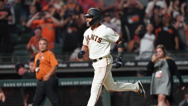 SF Giants, Prospects, Jaylin Davis