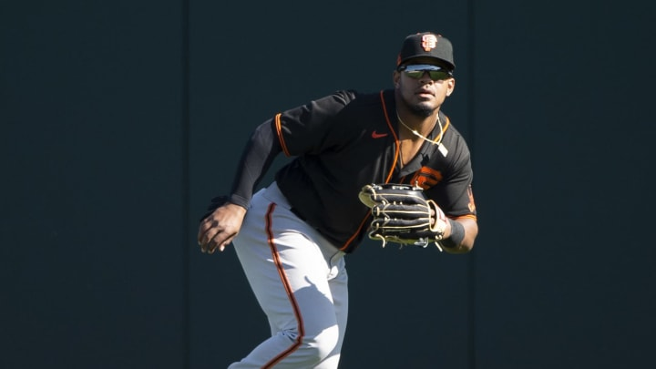 SF Giants, Prospects, Heliot Ramos