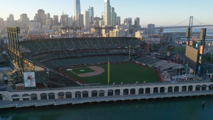 SF Giants, America