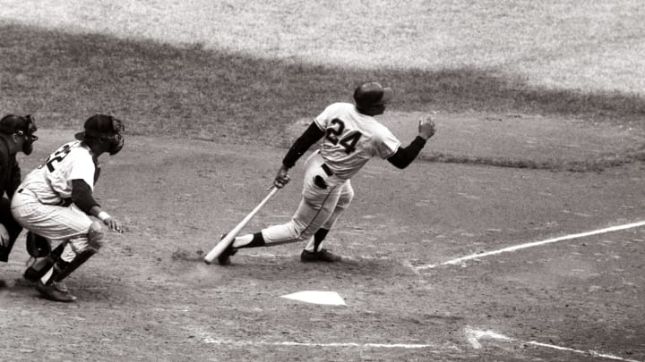 SF Giants, Willie Mays