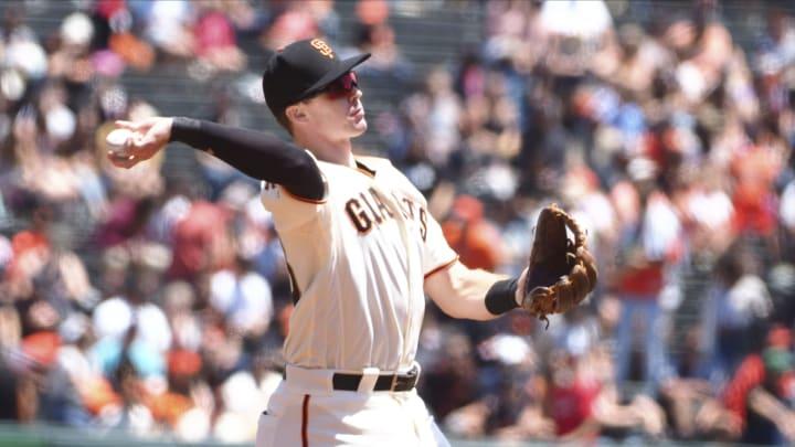 SF Giants, Zach Green