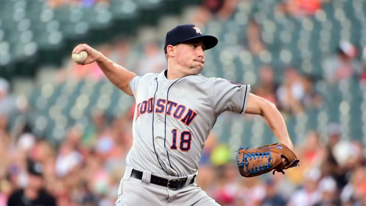 SF Giants, Aaron Sanchez, Houston Astros