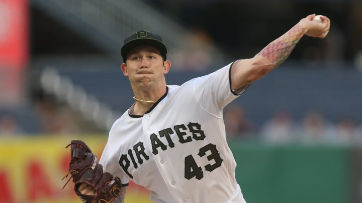 SF Giants, Steven Brault, Pittsburgh Pirates