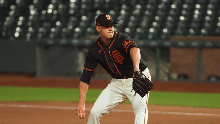 SF Giants, Sam Wolff, SF Giants Prospects