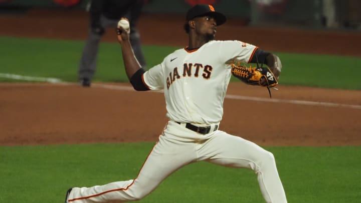 SF Giants, Dany Jimenez