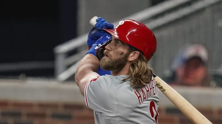 SF Giants, Bryce Harper, Philadelphia Phillies
