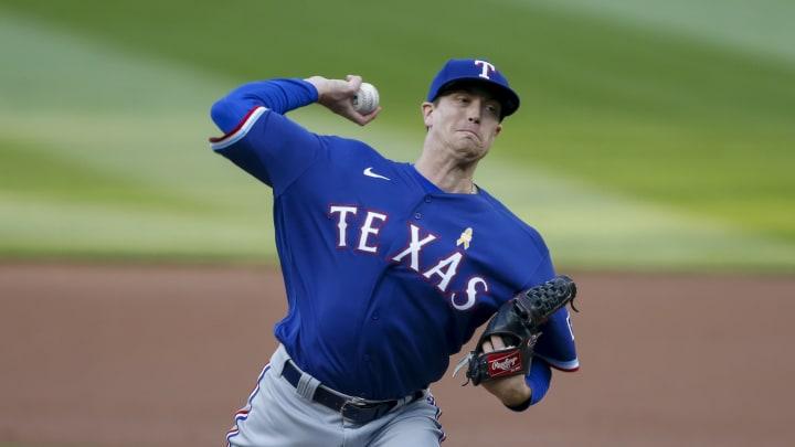 SF Giants, Texas Rangers, Kyle Gibson