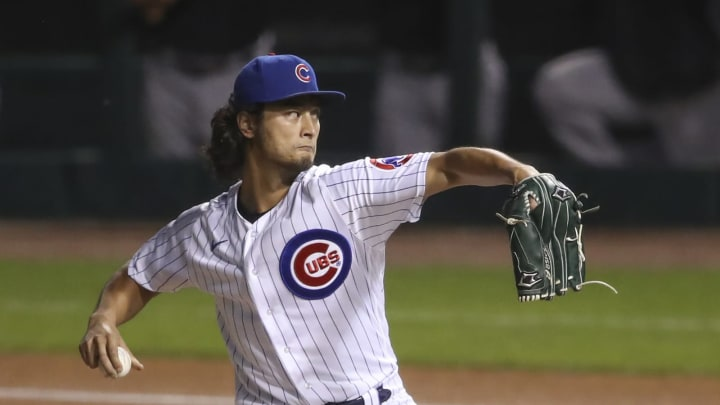 SF Giants, Chicago Cubs, Yu Darvish