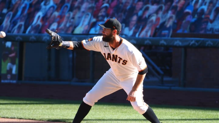 SF Giants, Brandon Belt